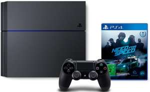 Playstation 4 500GB (nouveau châssis C) + Need For Speed
