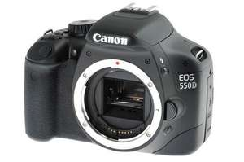 CANON EOS 550D NU