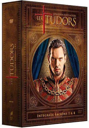 Coffret Blu-Ray Les Tudors Intégrale Saison 1 à 4