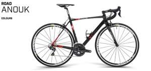 Vélo route Scapin 2019 Anouk Carbon - Shimano Ultegra 8000 - Taille L