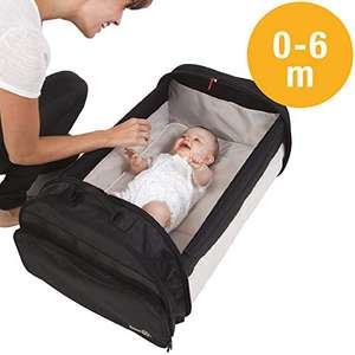 Lit de Voyage BabySun pour Bébé 0-6 Mois