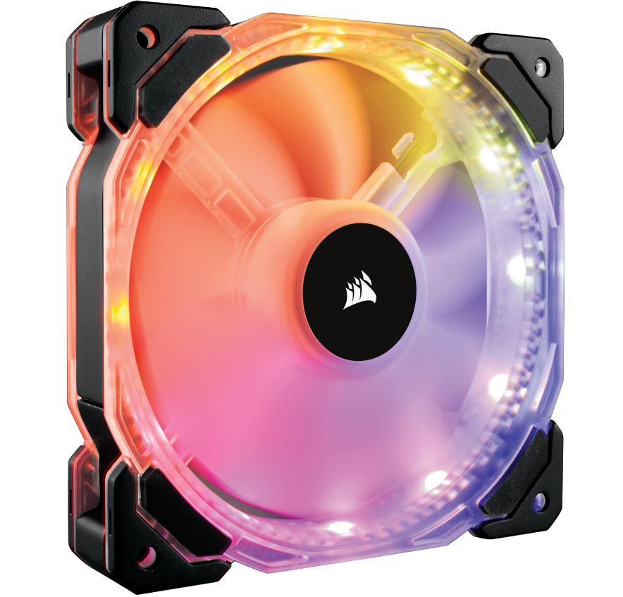 [Adhérents] Ventilateur Boitier Corsair HD120 RGB