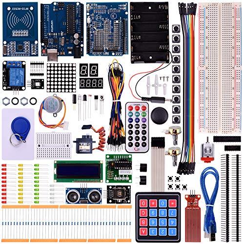 Kuman Arduino RFID Kit de Démarrage pour UnoR3 Nano - 48 pièces (Vendeur tiers)