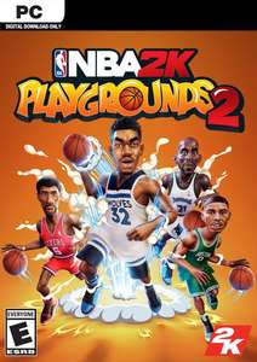 NBA 2K Playgrounds 2 PC (Dématérialisé - Steam)