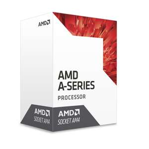 Processeur AMD A6-9500 - 3.5 GHz, socket AM4