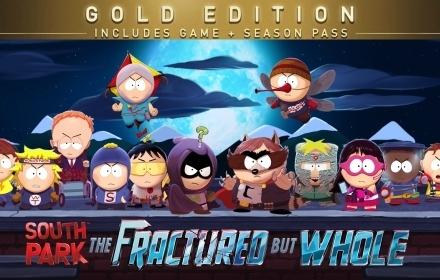 Jeu South Park : L'annale du destin - Gold Edition sur PC (Dématérialisé - Uplay)