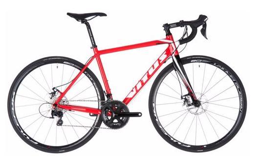 Vélo de route Vitus Bikes Zenium VR Disc 2015
