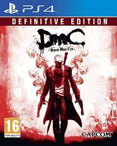 Devil May Cry : Definitive Edition sur PS4