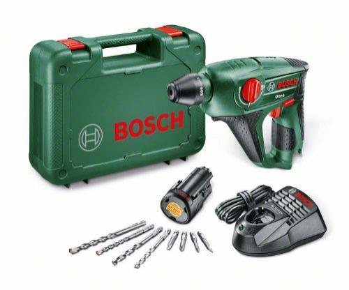 """Perforateur sans Fil """"Universal"""" Bosch Uneo avec Coffret"""
