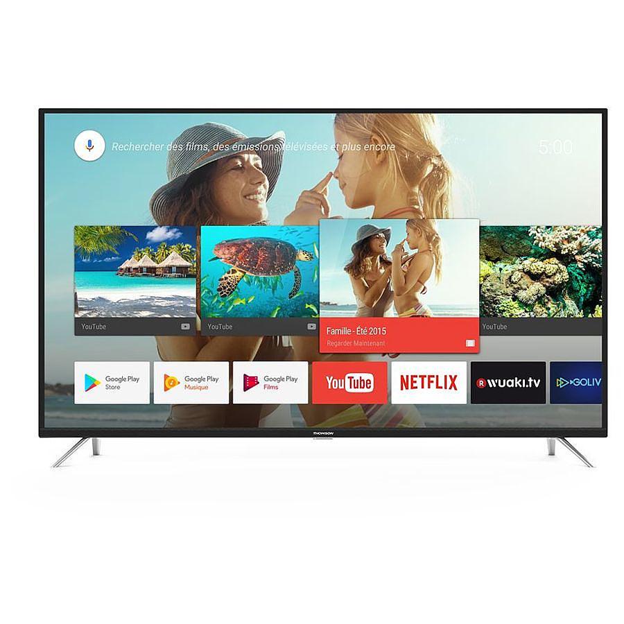 "TV 55"" Thomson 55UD6426 - 4K UHD 139 cm SMART TV"