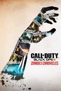 [Gold] Zombies Chronicles pour Black Ops III (Call of Duty) (Dématérialisé)