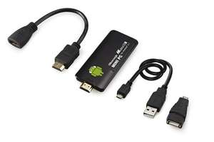 Rikomagic Dual Core MK802 IIIS - 8GB Flash + Bluetooth (d'origine)
