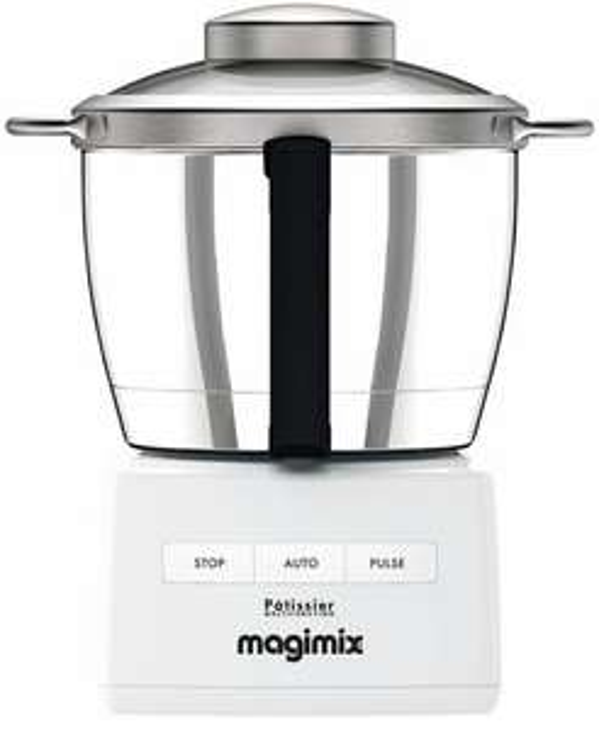 Robot Pâtissier Magimix 18600F - Blanc