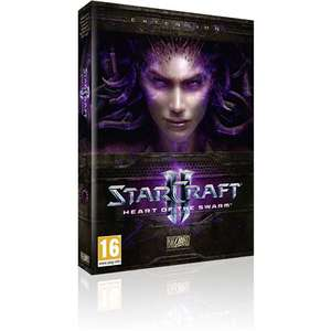 Starcraft II : Heart of the Swarm avec code promo