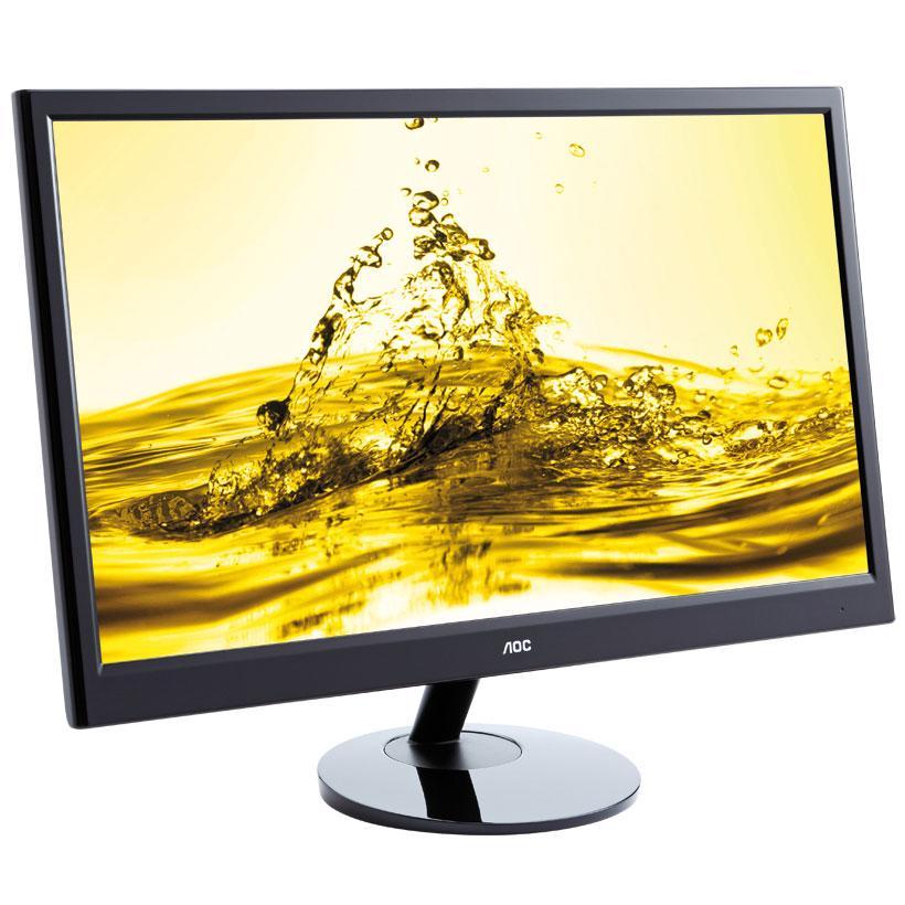 """Ecran PC AOC 21.5"""" LED e2251Fwu Full HD - 5 ms - USB"""