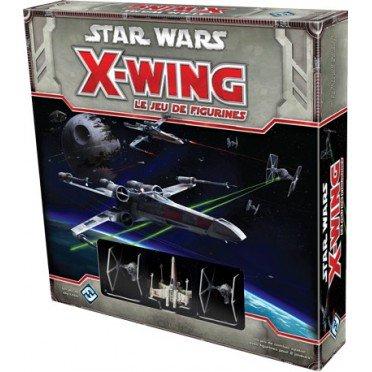 75% de réduction sur les vaisseaux Rebelles & Empire X-Wings V1