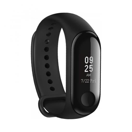 Bracelet connecté Xiaomi Mi Band 3 - noir