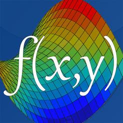 Application Visuel Math 4D - Graphical Calculator gratuit sur iOS