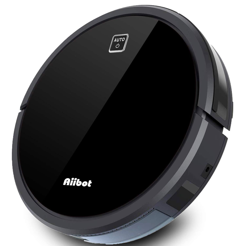 [Prime] Aspirateur robot Aiibot noir V9S, avec télécommande (vendeur tiers)