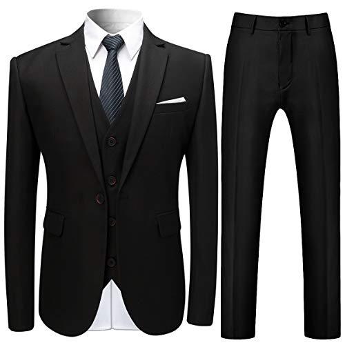 [Prime] Costume 3 Pièces Allthemen - Veste, Pantalon et Gilet (Vendeur tiers)