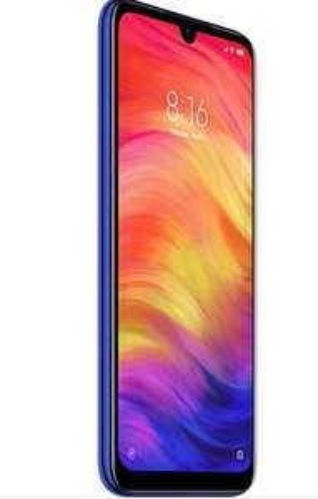 "Smartphone 6,3"" Xiaomi Redmi Note 7 - Full HD+, Snapdragon 660, 3 Go RAM, 32 Go ROM, Noir, (B20/B28)"