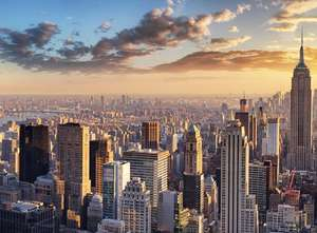 Vol A/R Paris (CDG/ORY) - New York (EWR/JFK)  du 05/03 au 13/03 2020