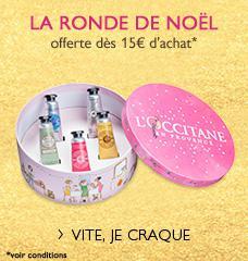 """Coffret """"La ronde de Noël"""" offert dès 15€ d'achat"""