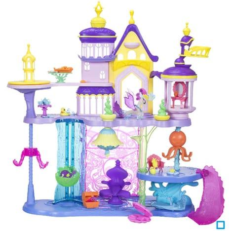 Jouet Hasbro My Little Pony Le grand château