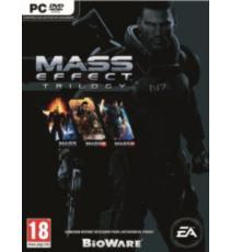 Coffret 3 Jeux Mass Effect Trilogy sur PC