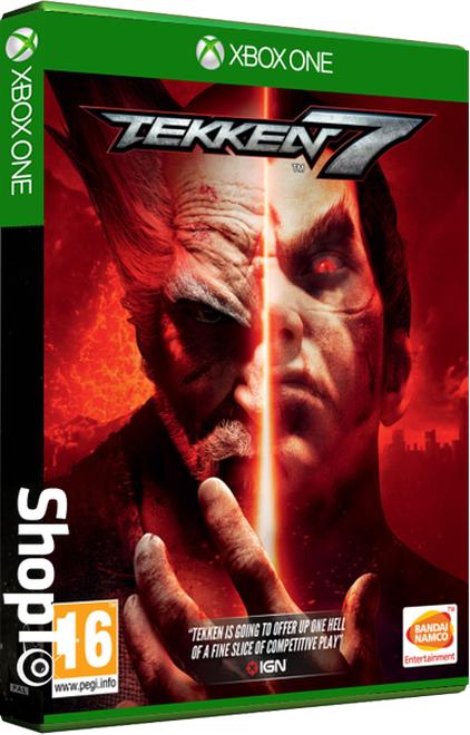 Jeu Tekken 7 sur Xbox One (Import anglais)
