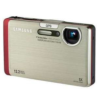 Appareil photo Samsung Digimax ST1000 12 Mpx - Wi-Fi, GPS, Bluetooth, DLNA