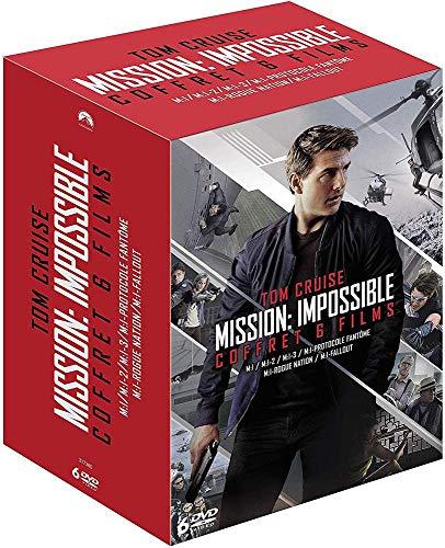 Coffret DVD Mission : Impossible - L'intégrale des 6 films