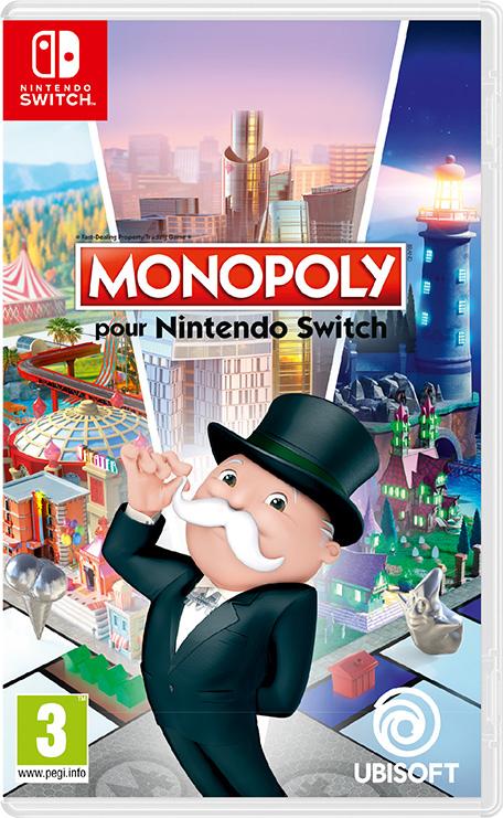Monopoly pour Nintendo Switch (Dématérialisé)