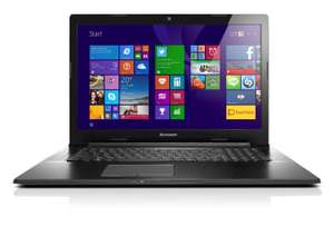 "PC portable 17"" Lenovo  G70-80 :  i3, 4 Go RAM,HDD 500 Go, Intel HD Graphics, Windows 10"