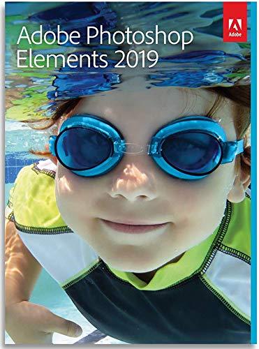 Licence Adobe Photoshop Elements 2019 pour PC (Dématérialisée)