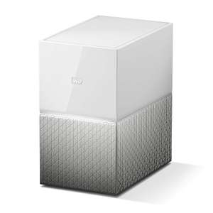 Serveur NAS Western Digital My Cloud Home Duo - 16 To (2 x 8To WD RED)