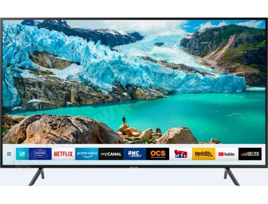 "TV 75"" Samsung UE75RU7105 (2019) - 4K HDR10+, PurColor, Smart TV (Via ODR de 300€)"