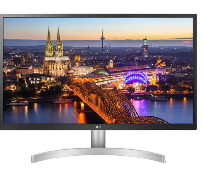 Ecran PC LG 27UL500-W - 4K HDR10, IPS