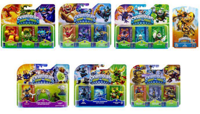 Sélection de produits Nintendo en promotion - Ex : Lot de 20 figurines Skylanders