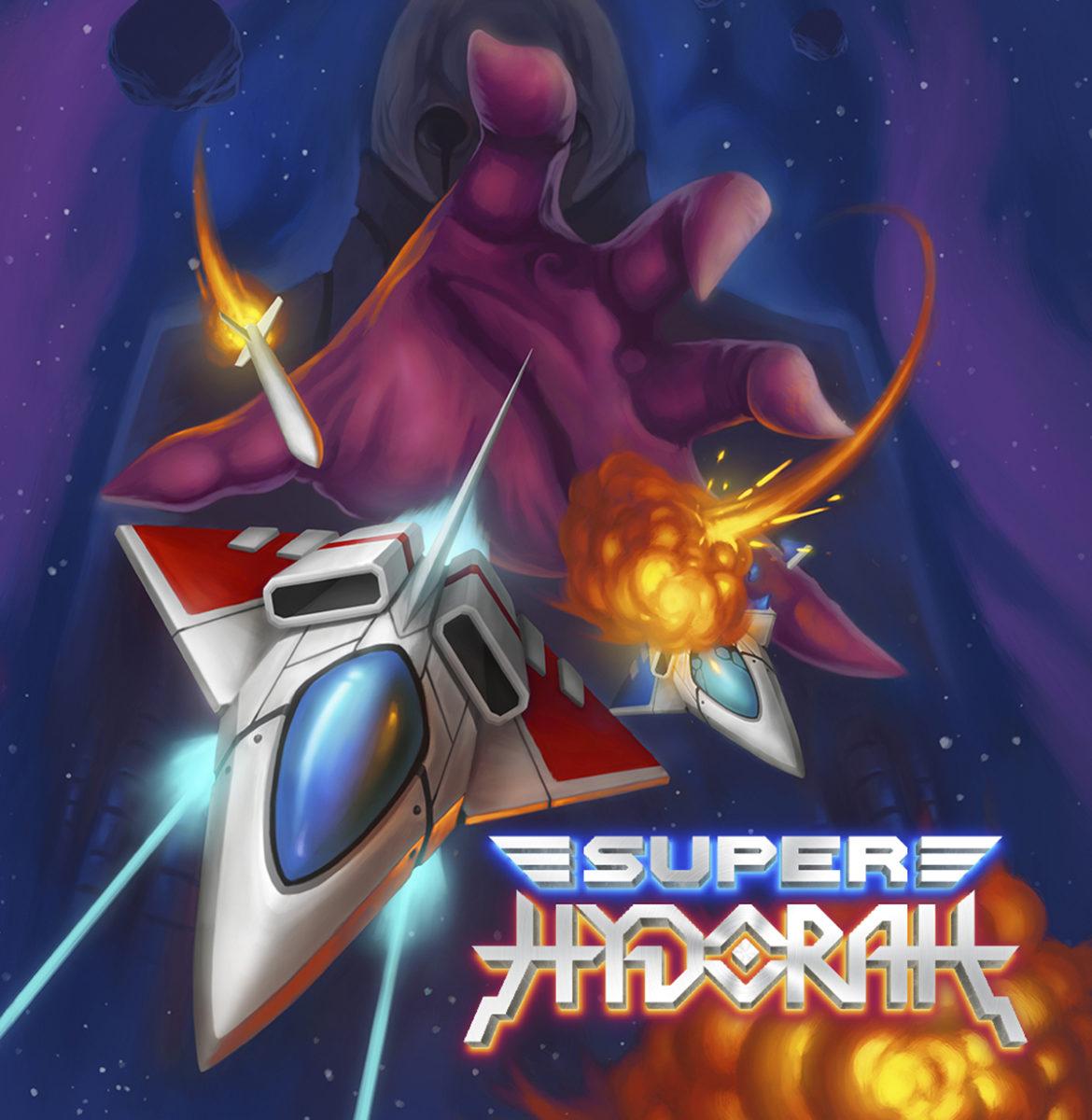 Super Hydorah sur iOS