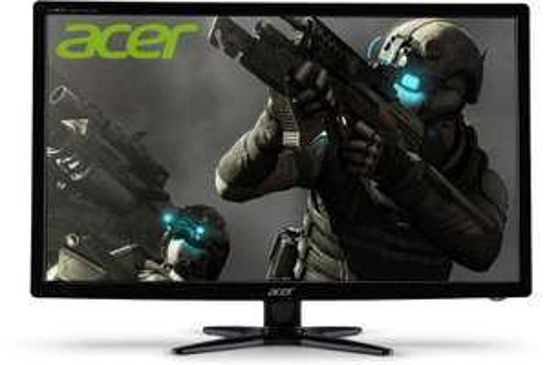 "Ecran 24"" Acer G246HLBbid + Souris Gaming SteelSeries Kinzu v3 offerte"