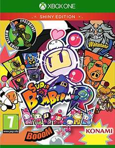 Super Bomberman R Shiny Edition sur Xbox One (Vendeur tiers)