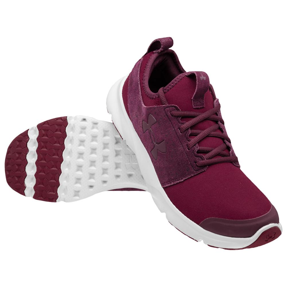 Chaussures de running Under Armour Drift Run Mineral - blanc ou rouge (du 40 au 46)