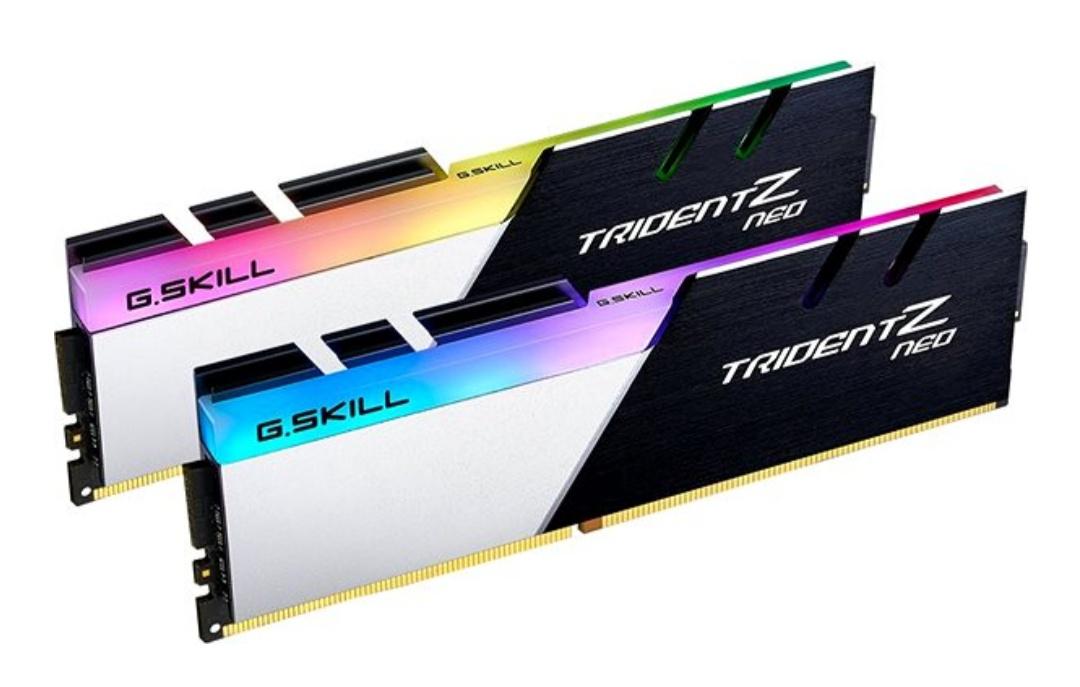 Kit de RAM G.Skill TridentZ Neo RGB DDR4-3600 CL16 - 16 Go (2x8)