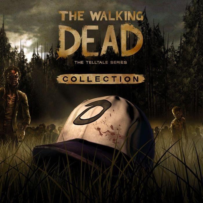 The Walking Dead - The Telltale Series : La Collection Jeu PS4 (vendeur tiers)