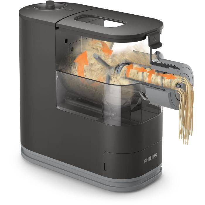 Machine à pâtes et nouilles Philips Viva Collection HR2334/12 - 150 W - Noir