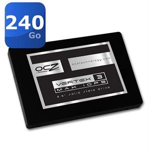 OCZ Vertex 3 MAX IOPS Edition 240 Go SSD