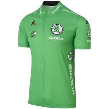 Sélection de maillots de vélo en promotion - Ex: Maillot Cycliste Homme Cycling Jersey - Vert (vendeur tiers)