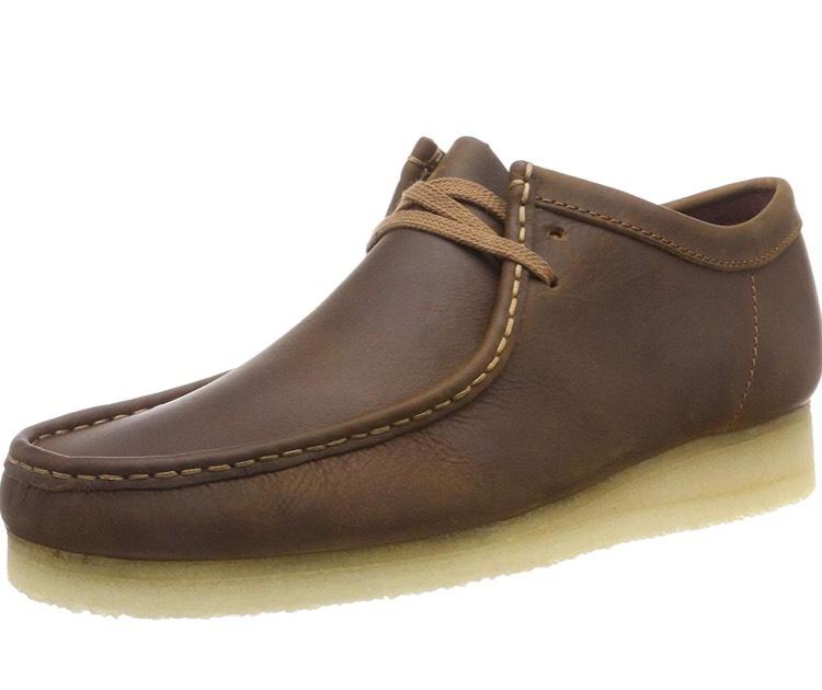 Chaussures Clarks Originals Wallabee - Taille 41.5