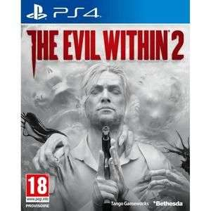 The Evil Within 2 sur PS4